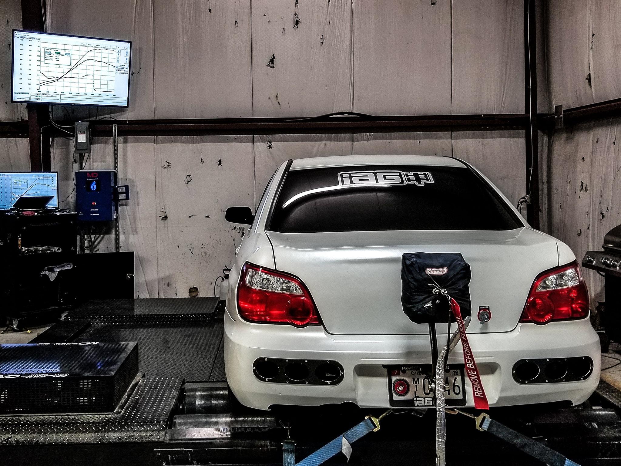 Vehicle Customization | Performance Fabrication | Subaru and Imports